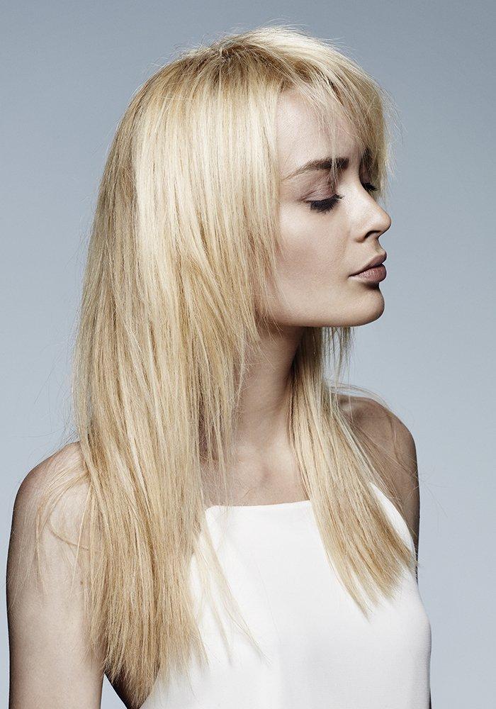 lang haar knippen