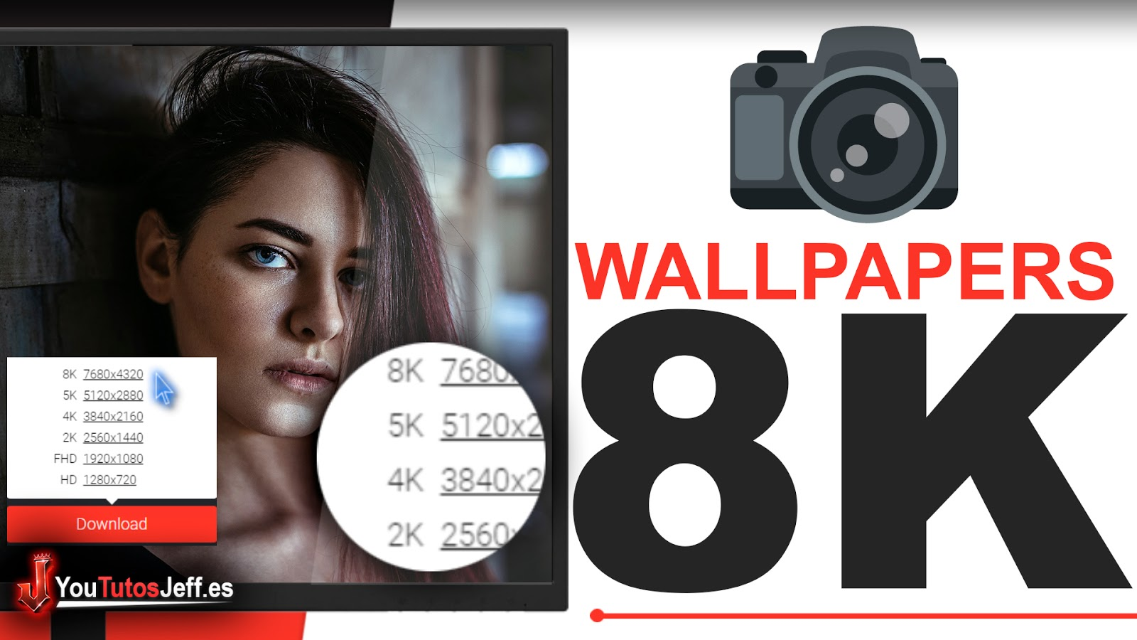 Descargar Wallpapers 4K y 8K - Excelente Pagina de Wallpapers
