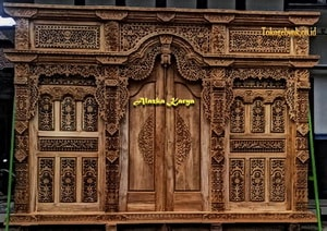 Pintu Ukir Dimensi