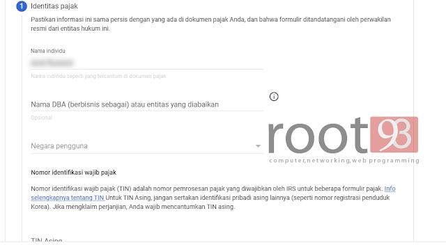 pajak untuk konten kreator youtube - root93