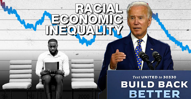 Biden Urges Bigger Role for Fed in Addressing Racial Wealth Gap