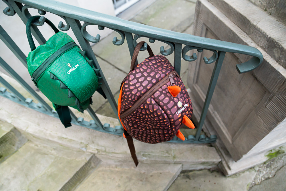 LittleLife Dinozaur, plecaki