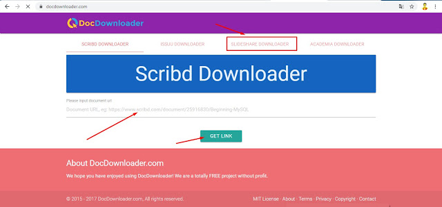 Download Dokumen Pakai DocDownloader