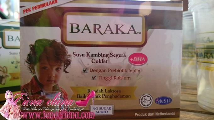 Susu Kambing Baraka