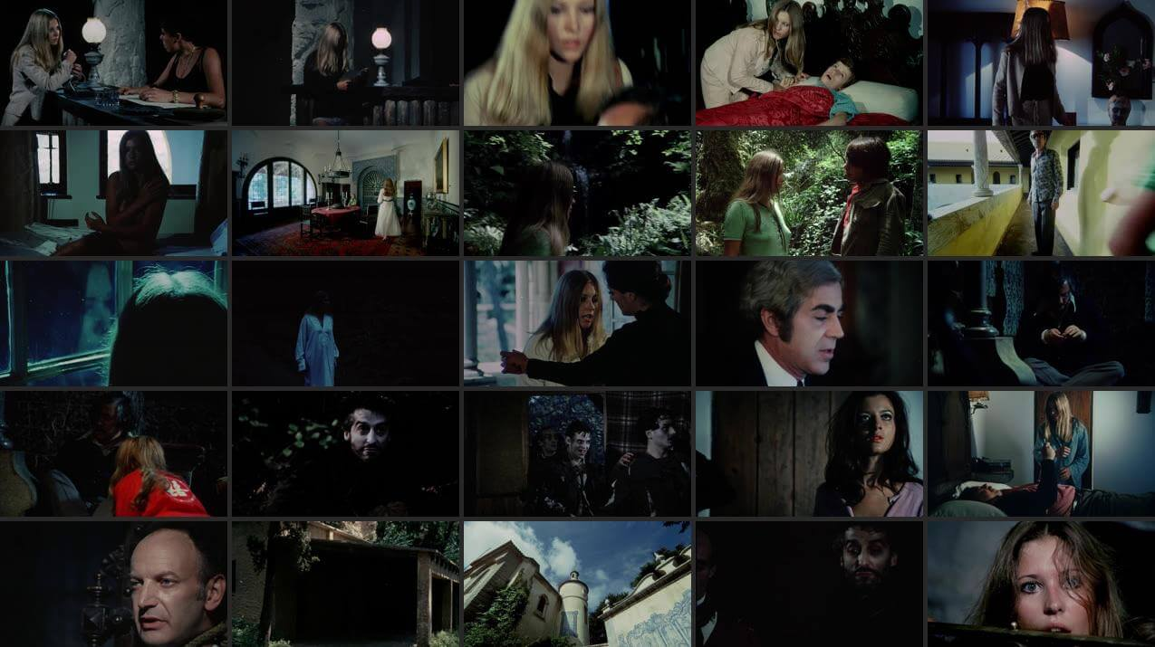 Download [18+] A Virgin Among the Living Dead (1973) French 480p 454mb || 720p 862mb