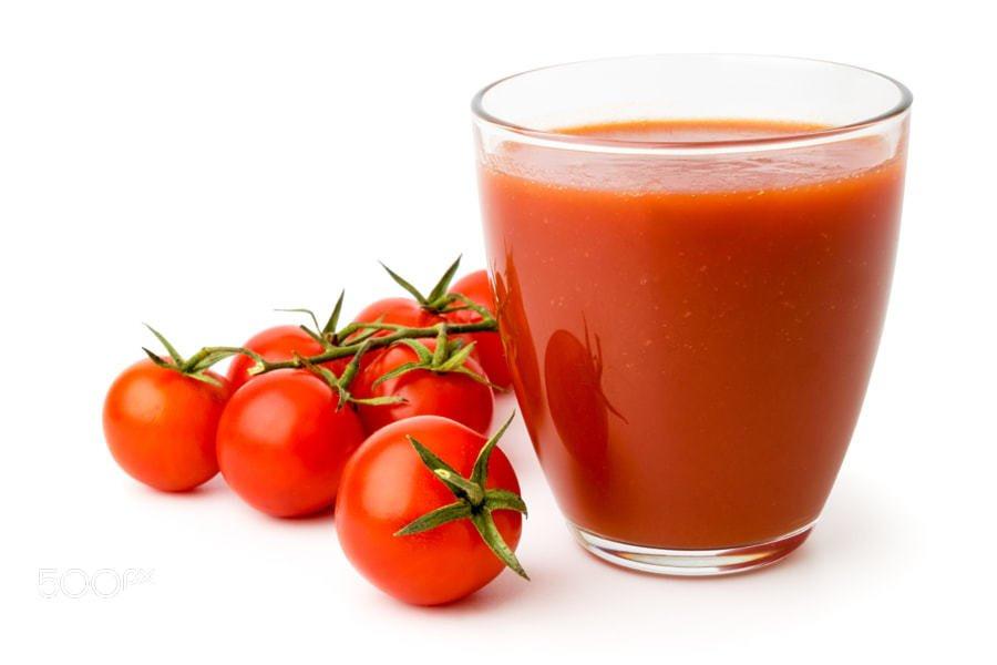 sweet tomato juice