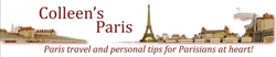 colleen's paris | Three Paris Suggestions by J Christina | Scribbles and Smiles