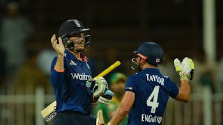 Pakistan vs England 3rd ODI 2015 Highlights