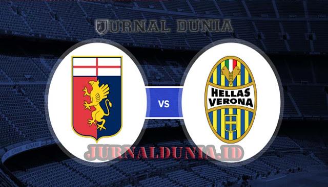 Prediksi Genoa vs Hellas Verona , Minggu 21 Februari 2021 Pukul 00.00 WIB @beIN Sports