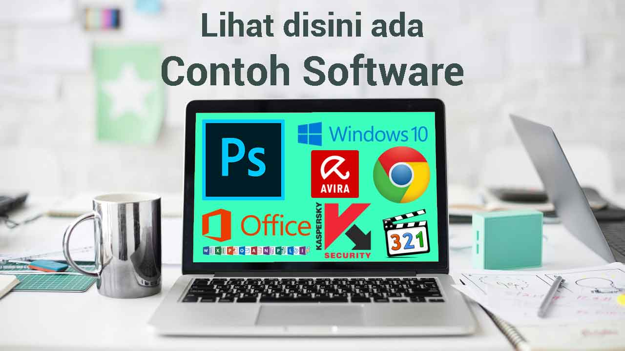 contoh software