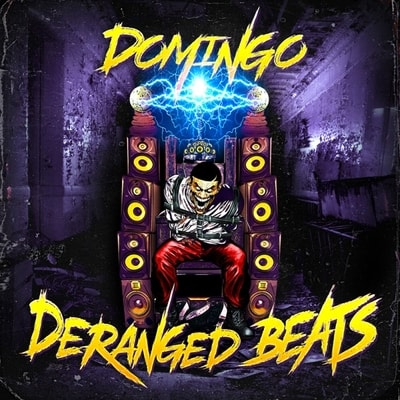 Domingo - Deranged Beats (2020) - Album Download, Itunes Cover, Official Cover, Album CD Cover Art, Tracklist, 320KBPS, Zip album