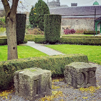 Ireland Images: Remnants of Nelson's Pillar in Kilkenny
