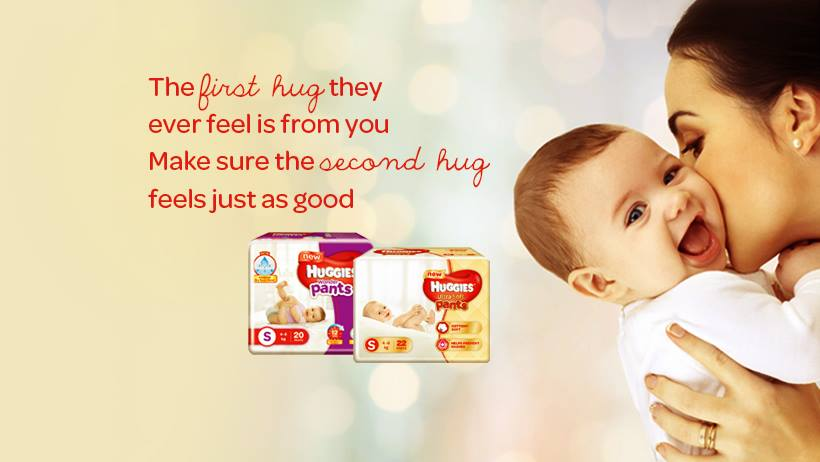 Huggies Newborn Extra soft Wonderpants Diapers