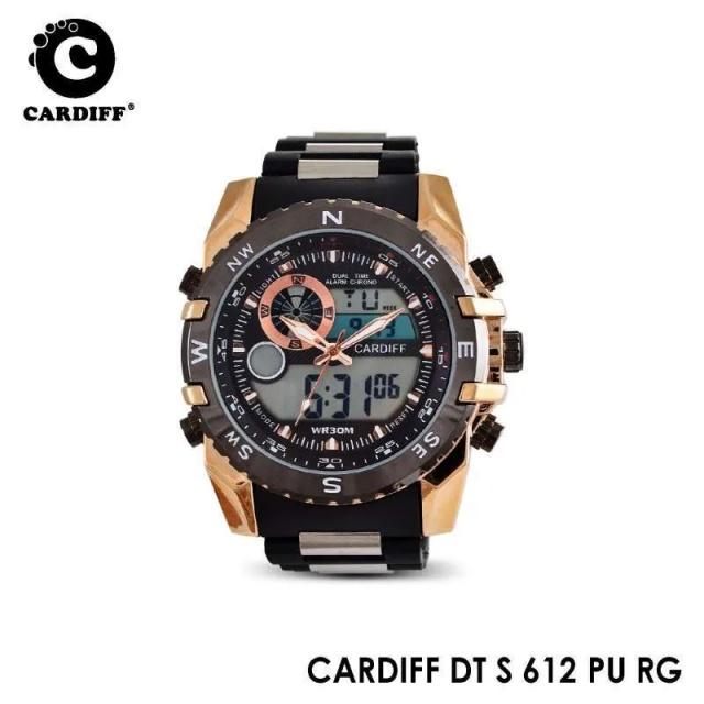 CARDIFF Dual Time 612 PU