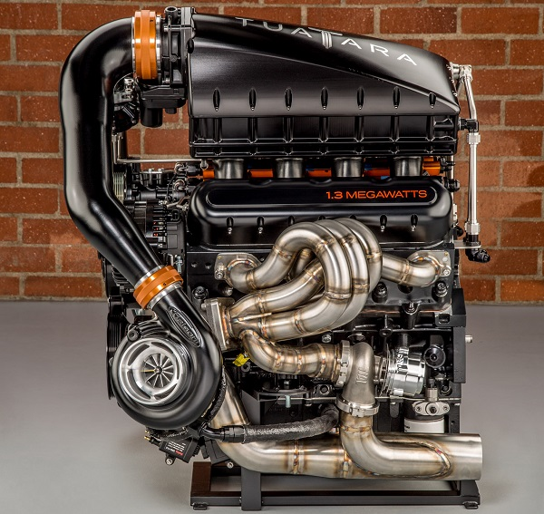 Motor SSC Tuatara