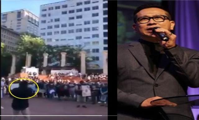 Tingkah Pendeta Indonesia di AS Bikin Geram, Warganet : Anak Pengusaha Raklamasi Sedang Promo Sebagai Orang Minoritas yangg Teraniaya