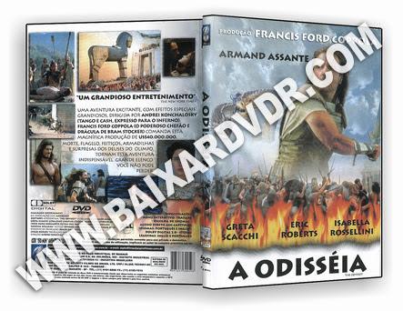 A Odisséia (1997) DVD-R OFICIAL