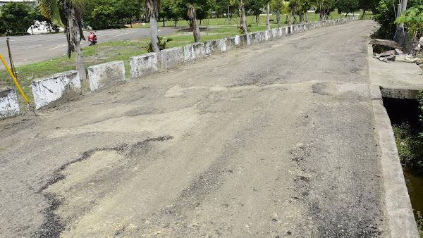 農路改善 田尾鄉農地重劃區海豐村、陸豐村路面破損