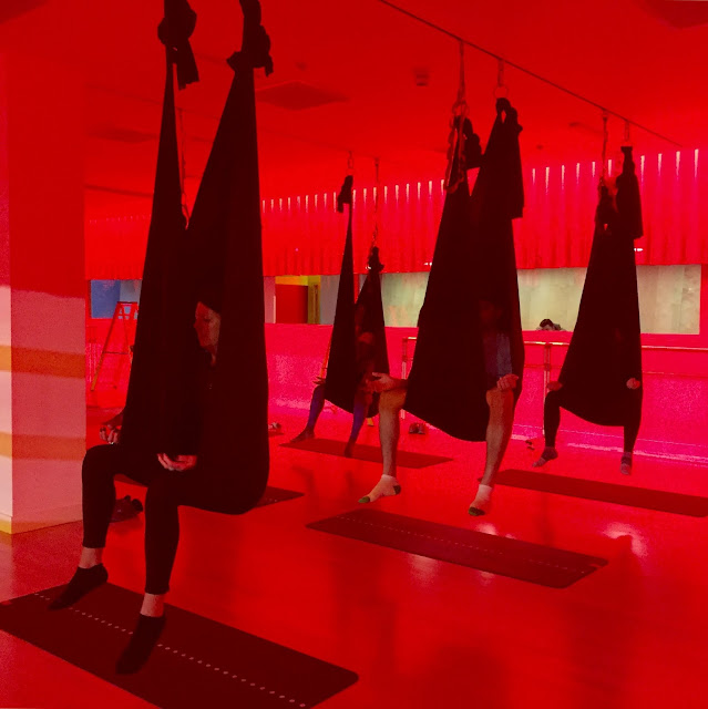 gymbox cocoon class