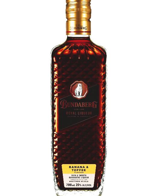 Bundaberg rum distillery - banana liqueur cena