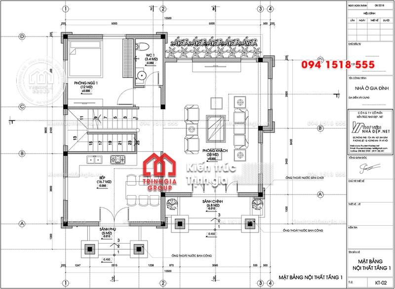 Chọn xây những mẫu nhà tân cổ điển 2 tầng – Tại sao không?