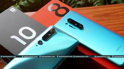 OnePlus 8 Pro Vs Mi 10 5G: Price, Specifications, Everything Here Compared