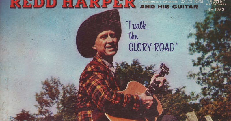 Unearthed In The Atomic Attic Redd Harper And His Guitar