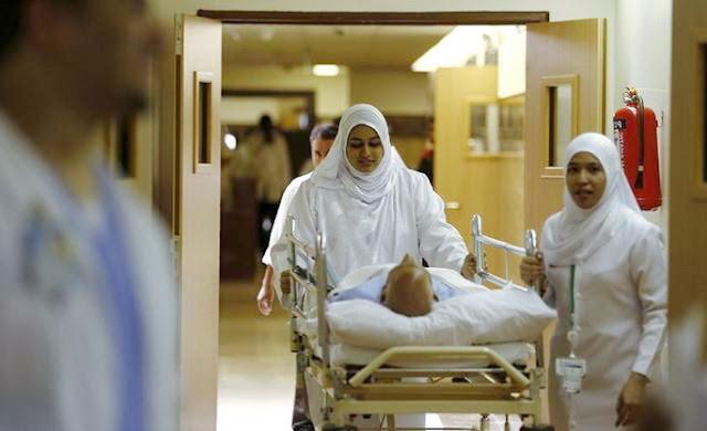 Di Arab Saudi, Tenaga Medis Meninggal Karena COVID-19 Dapat Santunan Rp 2 Miliar