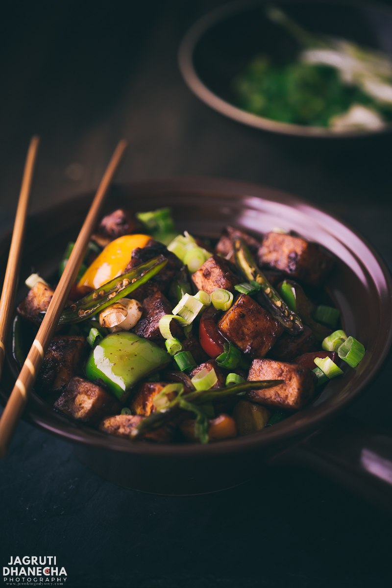 Chilli Paneer is a lip-smacking spicy most popular Indo-Chinese dish. This flavourful restaurant-style dish is perfect as a starter or appetizer.
