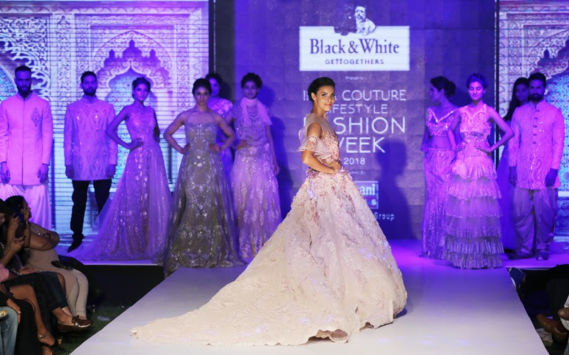 India Couture Lifestyle Fashion Week 2018