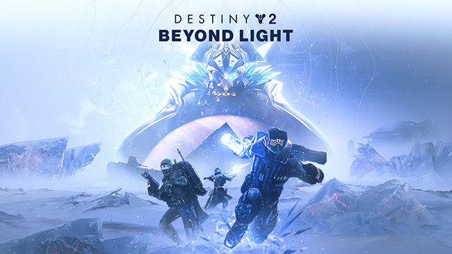 Destiny 2 - Beyond Light DLC Final Trailer with a Gorgeous Soundtrack