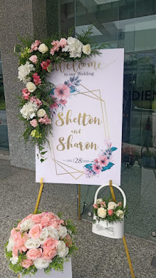 Wedding Board Decoration