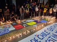 COMUNICADO: Colegio de Periodistas de Chile solidariza con el pueblo colombiano