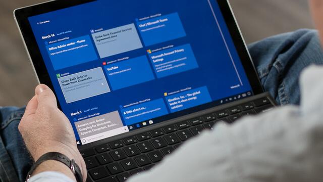 شرح اهم 10 مميزات في ويندوز windows 10 الجديدة 2018