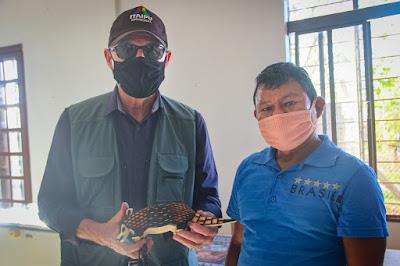 Parcerias da Itaipu garantem melhorias nas escolas indígenas