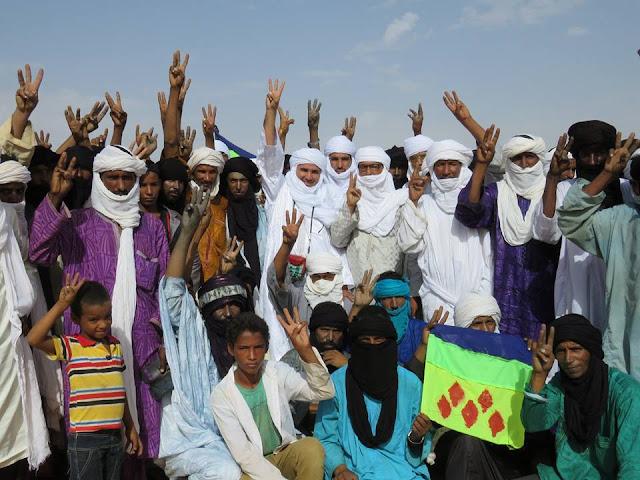 الطوارق النيجر