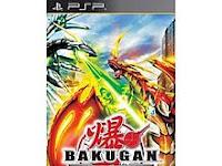 Download Game Bakugan Battle Brawlers - Defenders of the Core PSP