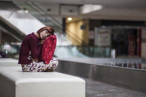 Insônia – Tente dormir com um problema desses