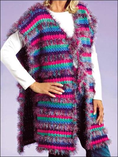 free crochet pattern mexican poncho