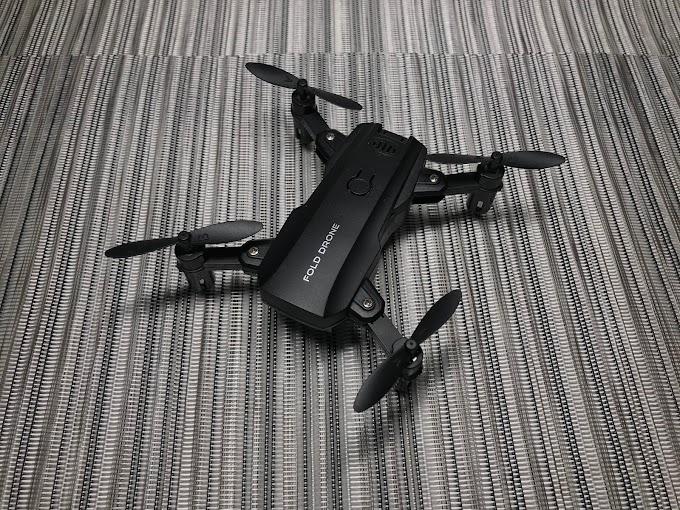 【高空拍攝】Aiyo0o 迷你航拍機 新手入門之選