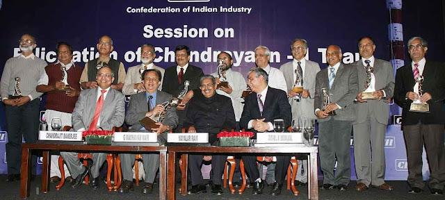 Chandrayaan 2 ISRO Meeting