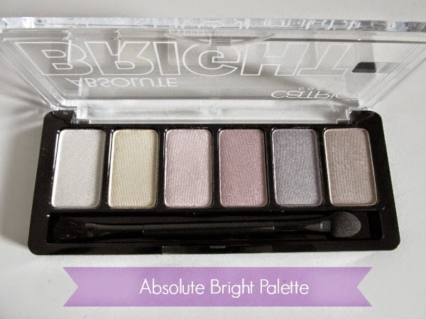 Absolute Bright Eyeshadow Palette Candy Warhol
