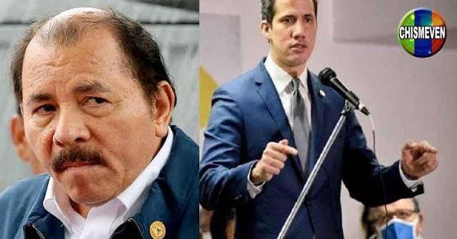 Presidente Uterino Juan Guaidó muy preocupado por la persecución política en Nicaragua