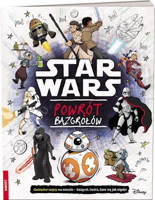 Star Wars™: Powrót bazgrołów już w sprzedaży!
