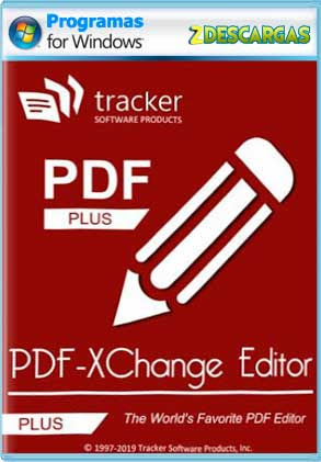 PDF-XChange Editor Plus (2021) Full Español [Mega]