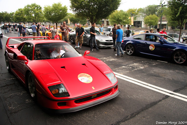 フェラーリ壁紙「Ferrari F40」