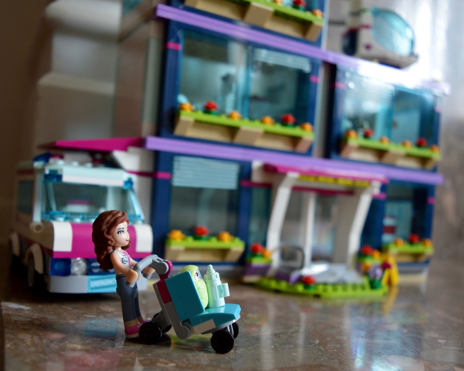 Real Life Lego House When Are Children Ready For Their First Lego Set North East
