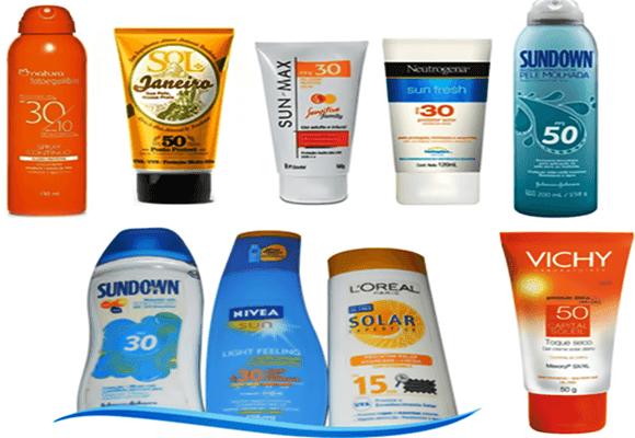 Protetores-solar