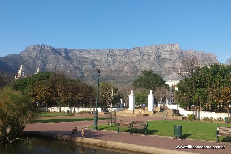 Cape Town Roteiro