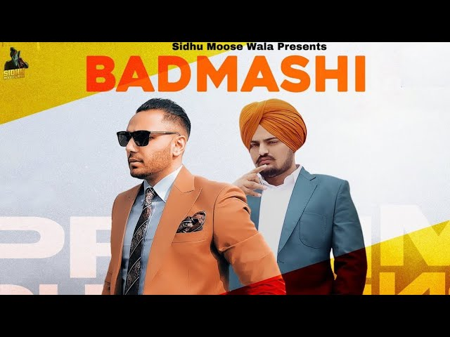 Badmashi Lyrics Prem Dhillon
